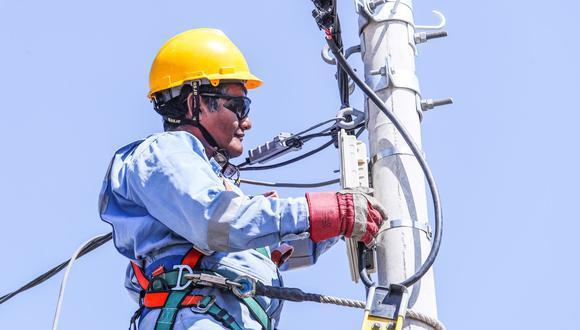 Enel programó corte de luz en varios distritos de Lima y Callao. (Foto: Andina)