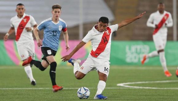 Perú viene de sufrir una derrota ante Uruguay en el Grupo A del fútbol masculino de Lima 2019, mientras que Honduras venció a Jamaica en su debut. (Foto: Jesus Saucedo / GEC)