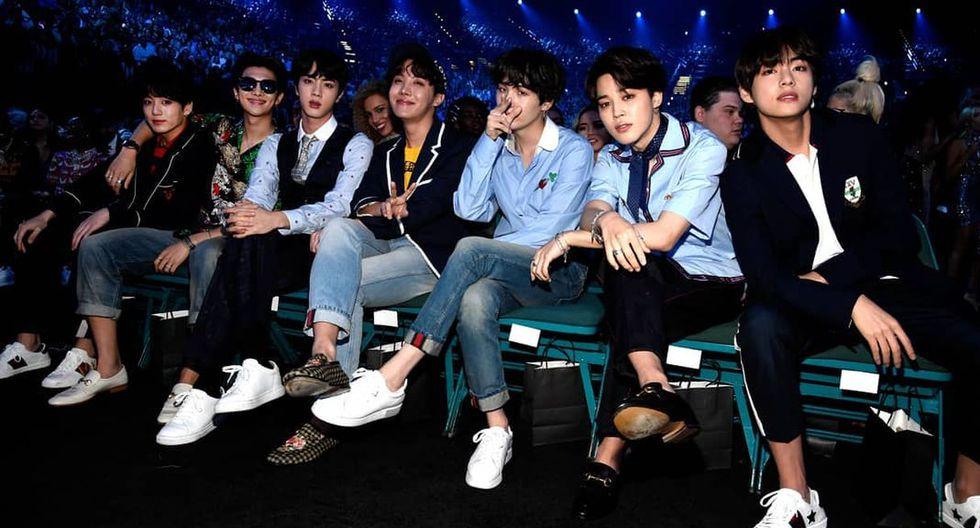 La película de la agrupación de K-pop superó el ingreso de sus compañeros de One Direction. (Foto: EFE)