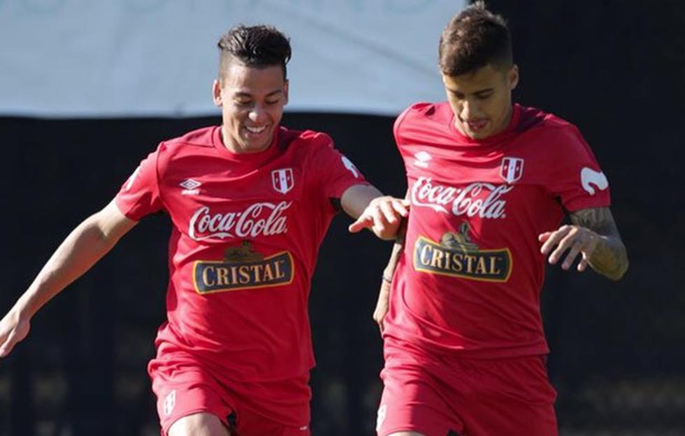 Selección peruana. (Twitter @SeleccionPeru)