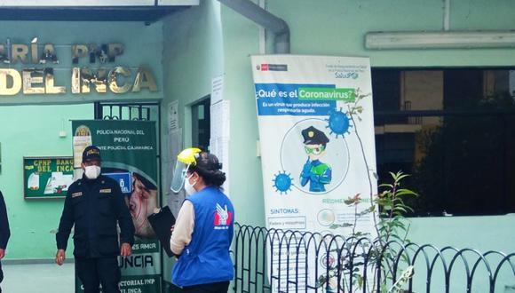 La Defensoría supervisó 15 dependencias policiales en 11 provincias cajamarquinas. (Foto: Defensoría del Pueblo)