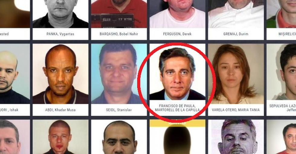 España: Logran capturar a violador de su hija luego de un intenso seguimiento. (Europol)
