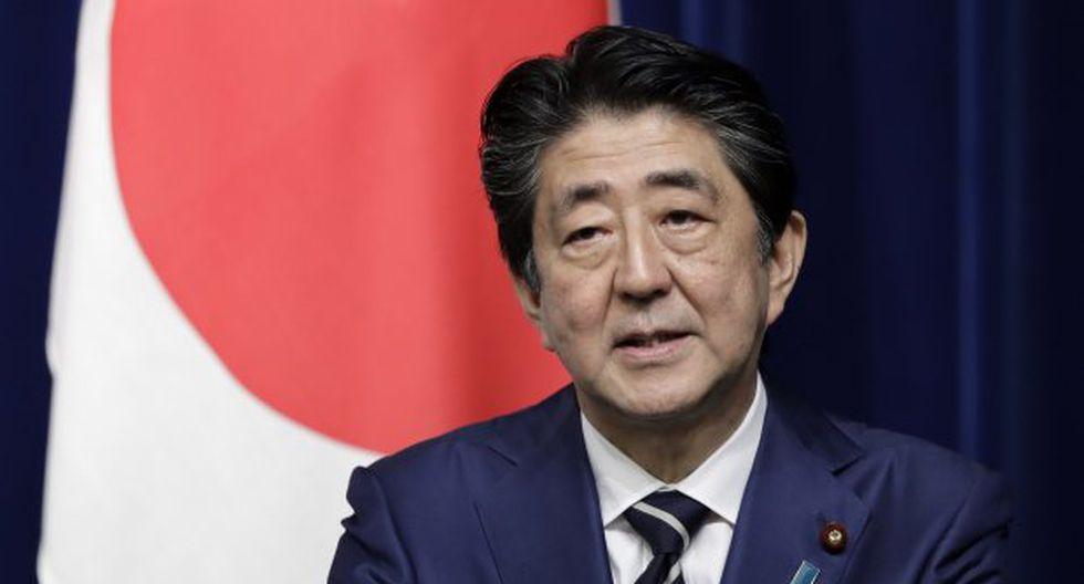 """""""Vamos a crear un sistema (migratorio) adecuado"""", dijo el primer ministro nipón, Shinzo Abe. (Foto: EFE)"""
