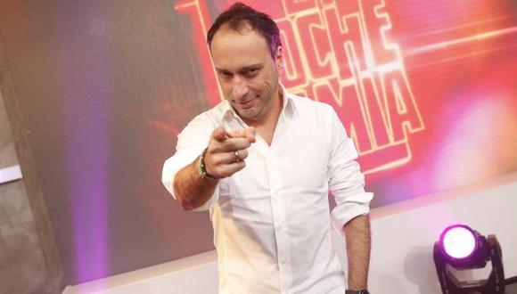 Carlos Galdós lanzó duros calificativos contra Angie Arizaga, ex pareja de Nicola Porcella. (Perú21)