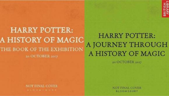 'Harry Potter': Se lanzarán dos nuevos libros en octubre (Bloomsbury)