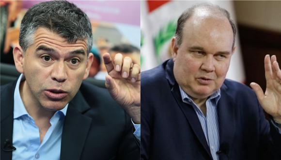 Julio Guzmán y Rafael López Aliaga estarán en evento Elegir21 previo al debate del JNE.