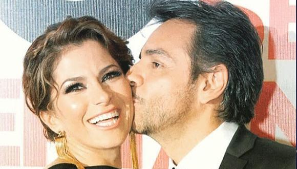 Eugenio Derbez y Alessandra Rosaldo recuerdan su aniversario con estas tiernas imágenes (Instagram/@ederbez)