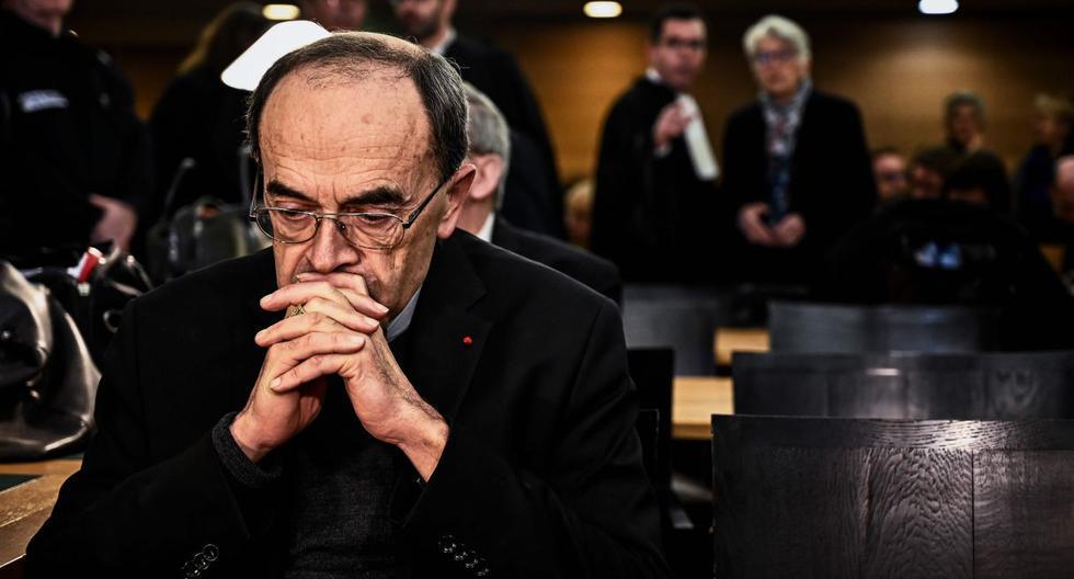 En su primer juicio, la fiscalía sugirió absolver a Barbarin, el más alto dignatario católico del país, pero el tribunal de primera instancia lo condenó por no haber denunciado las agresiones. (AFP).