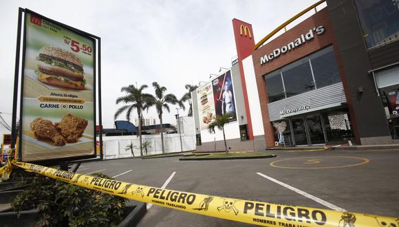Sunafil presenta conclusiones de investigación sobre muertes de trabajadores de McDonald's. (GEC)