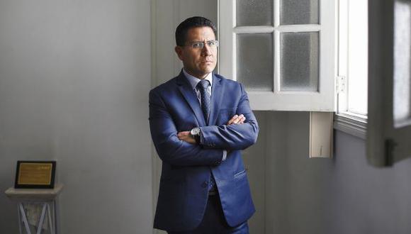 """Enco reveló las indagaciones han """"evidenciado"""" que León realizó """"contrataciones de personal fantasma"""" en su despacho parlamentario. (Foto: GEC)"""