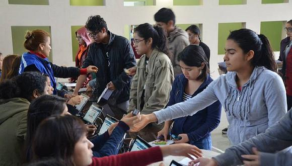 Universidad Nacional Mayor de San Marcos organiza simulacro virtual para postulantes.