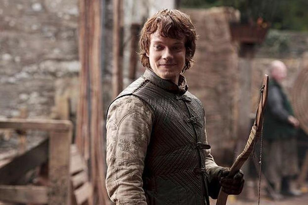 Game of Thrones 8x04: Theon Greyjoy siempre fue un Stark. (Twitter)