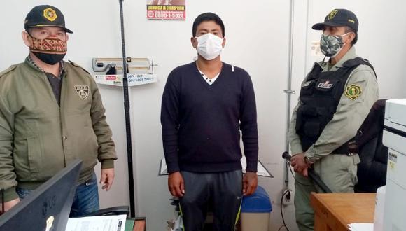Cusco: INPE frustró fuga de reo que intentó suplantar identidad de otro preso para salir en libertad