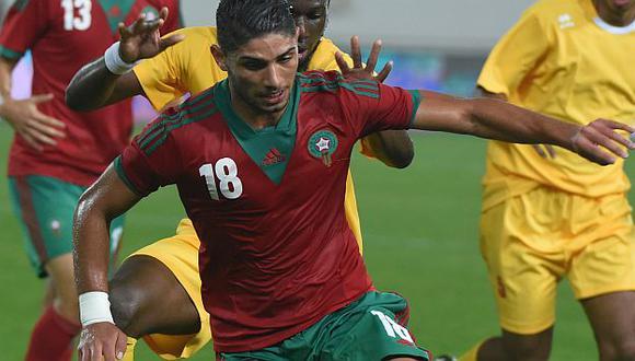 Confederación Africana de Fútbol castigó a Marruecos. (AFP)