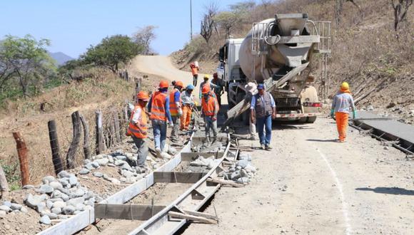 Gobierno dará prioridad a los proyectos de infraestructura. (Foto: GEC)