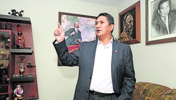 Entrevista a Vladimir Cerrón Rojas.