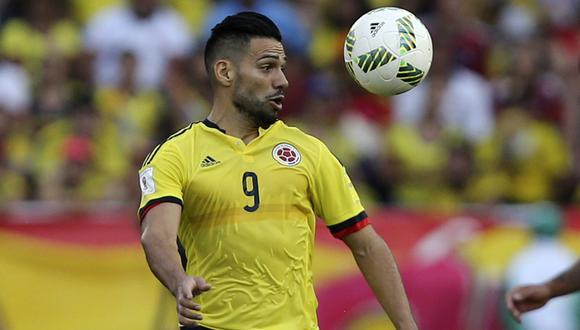 Selección Colombia, con Radamel Falcao, recibe este lunes a Panamá. (Foto: AP)
