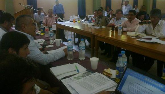 MTC instaló mesas de trabajo para el desarrollo de La Convención. (Difusión)
