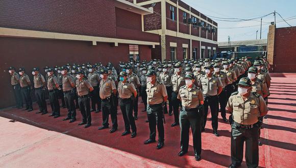 El alto mando de la Policía pasa por una fuerte crisis.  (GEC)