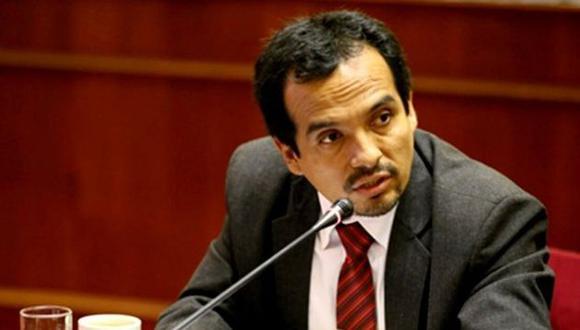 Congresista representará al Frente Amplio en la comisión Lava Jato.