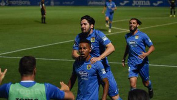 Fuenlabrada accedió por primera vez a la segunda división de España en junio de 2019 y peleará su ingreso a los playoffs para alcanzar LaLiga el próximo lunes. (Foto: Fuenlabrada)