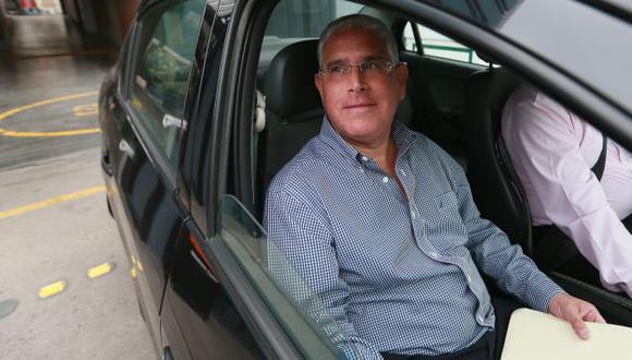 Óscar López Meneses denunció presión por parte del comandante Eduardo Ramos del Ejército. (USI)