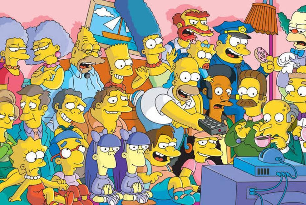 """Falleció J. Michael Mendel, productor de """"Los Simpson"""" y """"Rick y Morty"""", a los 54 años. (Foto: FOX)"""