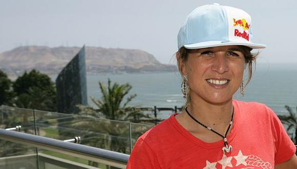 Sofía Mulanovich participa en el que sería su último torneo. (USI)