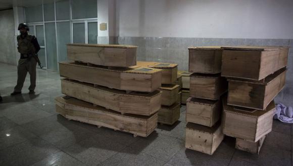 Empresa pasa de fabricar muebles a ataúdes para crematorios. (Referencial AFP)