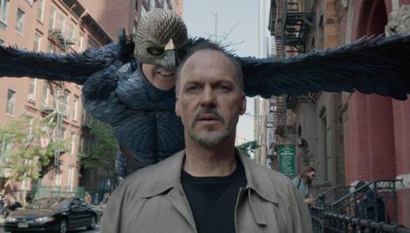 Película Birdman encabeza las principales nominaciones. (Facebook)