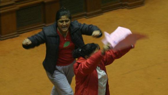 MAL EJEMPLO. Excocalera tiene como sello personal la violencia. (Perú21)