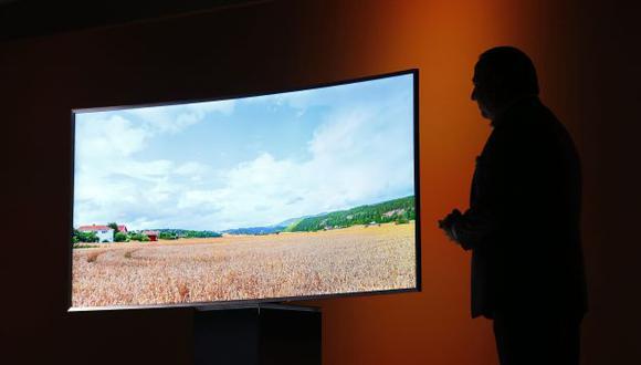 Los televisores Samsung Smart TV permiten la grabación de conversaciones. (AP)