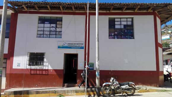 La Ugel de Ayabaca es auditada por la Contraloría.