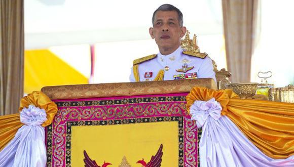 Vajiralongkorn Bodindradebayavarangkun, también conocido como Rama X al ser el décimo monarca de la dinastía Chakri, asumió el cargo después de la muerte de su padre. (Foto: EFE)