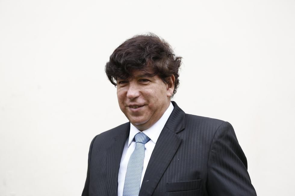 El caso del consejero Iván Noguera fue enviado al Congreso. (Piko Tamashiro)