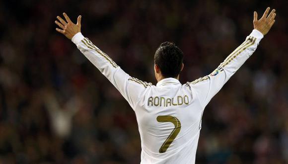BRILLANTE. Gracias al luso, Madrid se impuso en el derbi. (Reuters)