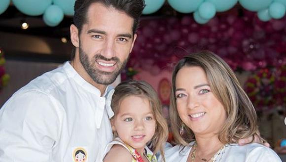 Adamari López y Toni Costa se conocieron en el 2011, cuando fueron pareja en el programa 'Mira quién baila'. (Foto: Instagram)