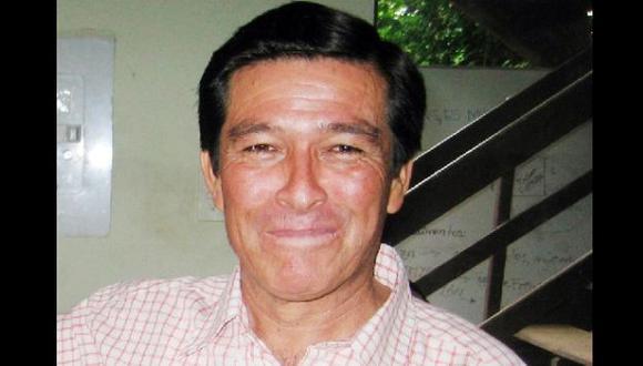 Sin rastro. Un escuadrón de la Policía busca a Salvador Campos. (Diario Ahora)