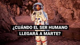 Marte: ¿algún día llegarán astronautas al planeta rojo?