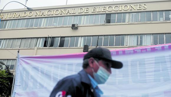 Tolerancia. Ciudadanos y partidos políticos deben respetar plazos del JNE para dar los resultados. (Foto: GEC)