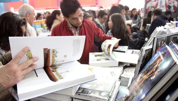 La Feria Internacional del Libro de Lima se realiza en el parque Próceres de Jesús María. (Foto: GEC)