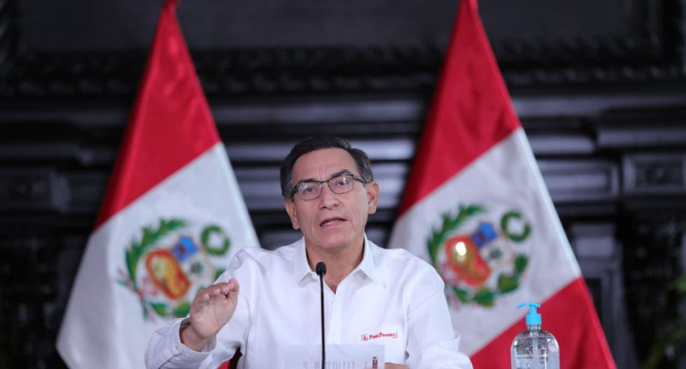 El presidente Martín Vizcarra resaltó la importancia de buscar consensos con el Legislativo. (Foto: Presidencia)