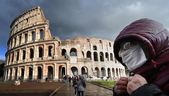 Italia se puede cargar a Europa. (Foto: AFP)