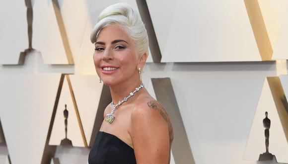 Grammy 2020: Lady Gaga gana la Mejor canción escrita para medios visuales con tema junto a Bradley Cooper. (Foto: AFP)