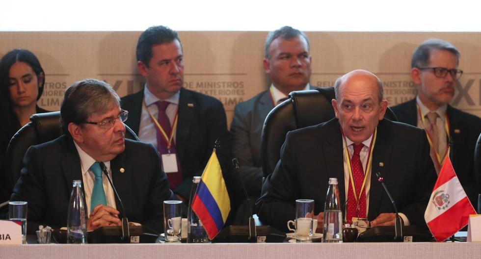 Perú pide salida pacífica a crisis de Venezuela en la reunión Grupo de Lima. (EFE)