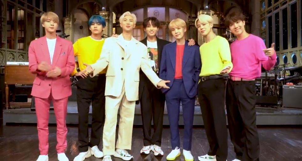 BTS marca un nuevo récord con 5,000 millones de oyentes en Spotify.(Foto: Captura de pantalla)