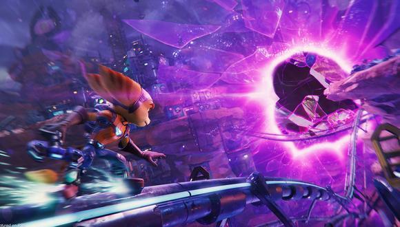 Ratchet & Clank: Rift Apart llegará en exclusiva solo para PlayStation 5. (Difusión)