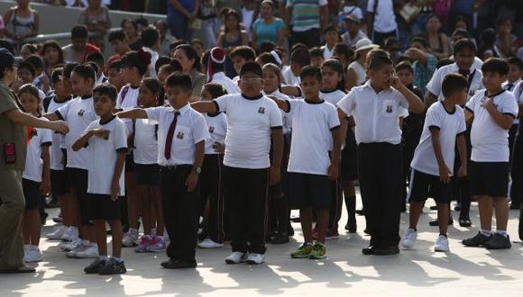 Padres de familia pueden pedir recuperación de las horas de clases que no fueron efectuadas por la suspensión (Perú21)