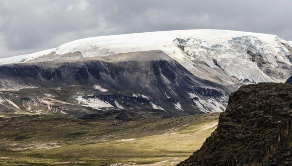 Quelccaya, el glaciar tropical más extenso del mundo está ubicado en Cuzco. (Foto: Difusión)