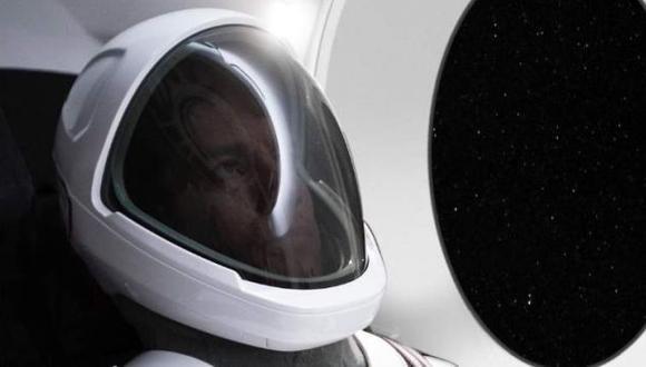 Elon Musk presentó el traje espacial de los astronautas de SpaceX (Instagram)